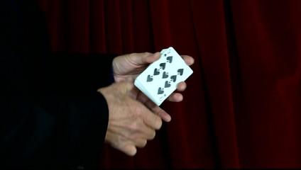 Expert Sleight of hand