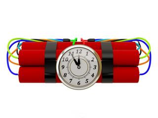 Ticking bomb