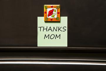 Refrigerator note