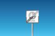 Verkehrszeichen 242.2 Ende eines Fußgängerbereichs