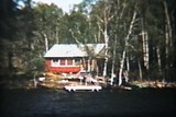 Trip To Lake Of The Woods (1960 Vintage 8mm film)