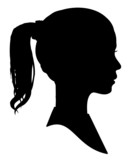 Girl profile