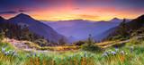 Fototapety mountain landscape
