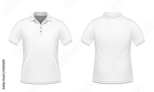 Men's polo shirt - 31651609