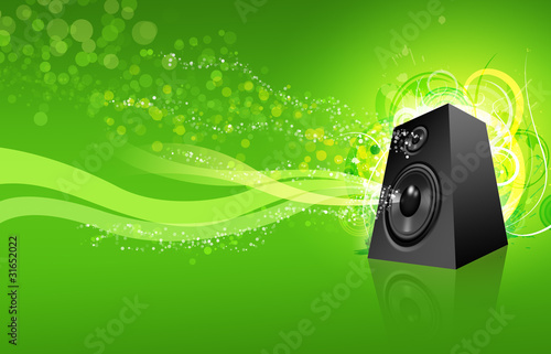 Speaker / Loudspeaker - XL