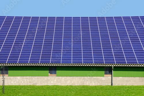 Solaranlage auf Pultdach 021