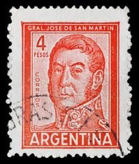 Argentine postage stamp