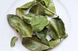 Dried Kaffir Lime Leaves (Citrus hystrix)