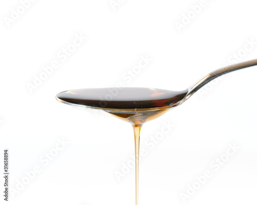 Syrup Spoon