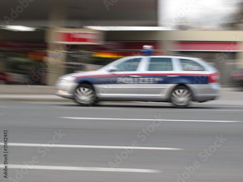 polizeiauto - 31662443