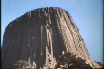 Devils Tower (1974 - Vintage 8mm film)