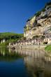 Falaise à La Roque Gageac