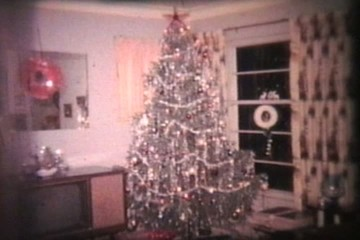 Christmas (1964 Vintage 8mm film)