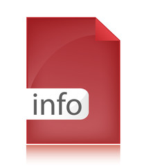 Info Document Red