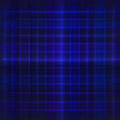 Abstract mosaic dark blue background