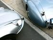 Britische Roadster Sportwagen der Fünfziger und Sechziger Jahre
