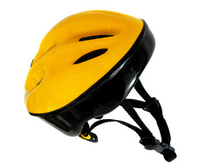 Capacete ciclismo perspectiva