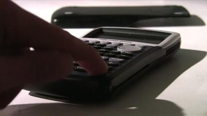 Grafischer Taschenrechner Tippen