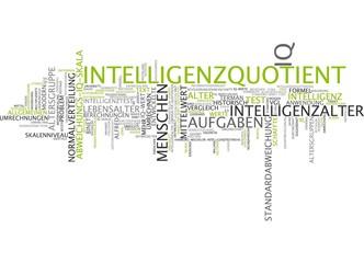 Intelligenzquotient