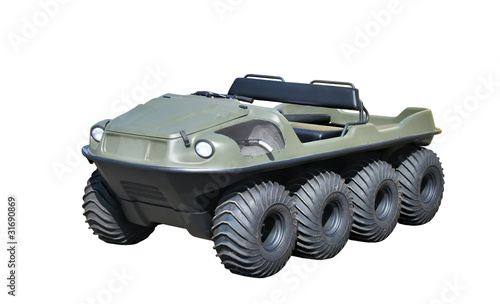 All-terrain vehicle