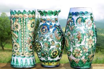 Traditional painted ceramics