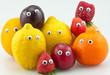 nos alliés santé, les fruits : citrons, fraises, prunes...