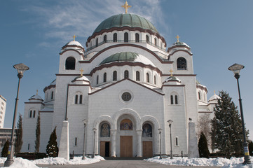 Sv. Sava orthodox curch