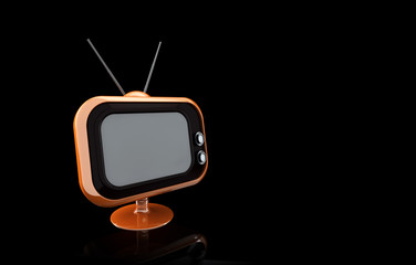Fernseher Retro