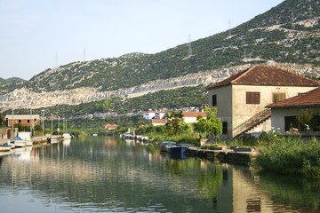 Village on the River