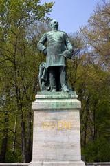 Albrecht Von Roon Statue in Berlin