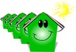 Energy Positive Homes In A Row