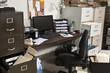 Untidy Office