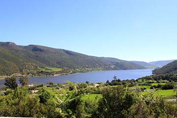 Aussicht Sardinien