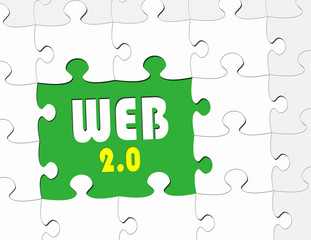 WEB 2.0 - eBusiness Concept