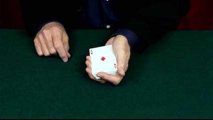 Fast Card Change Trick