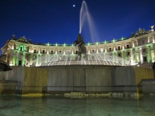 Roma Piazza delle Repubblica