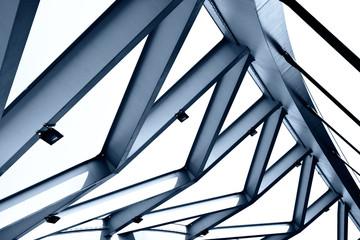 struttura di acciaio