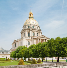 The Cathedral of Invalids, Paris