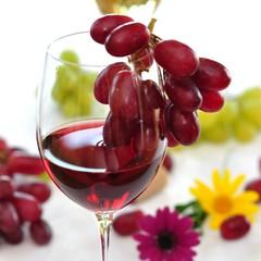 Rotwein,Trauben