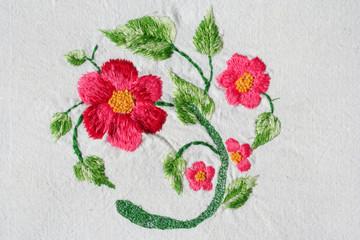 turkish ebroidery example