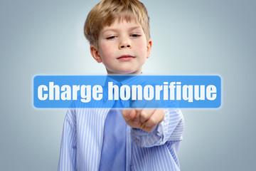 charge honorifique