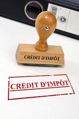 crédit d`impôt