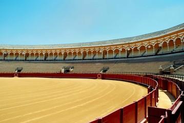 Arena di Siviglia per la Corrida Spagna 2010