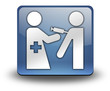 "3D Effect Icon ""Immunizations"""