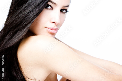 black hair beauty