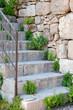 Gartentreppe antik