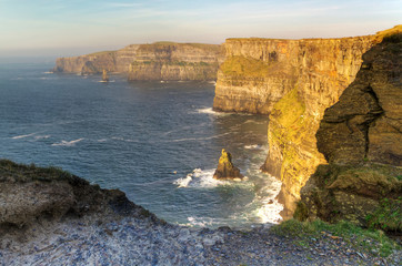 Cliffs of Moher - Ireland - HDR