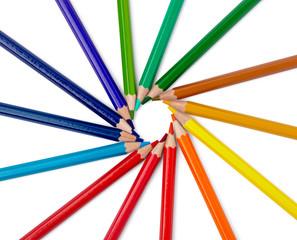 color pencil draw art school educaation
