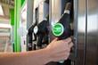 Super Benzin tanken