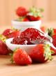 confettura di fragole - tre